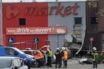 Mézières-sur-Seine : un suspect interpellé après le braquage du distributeur de billets à Carrefour Market