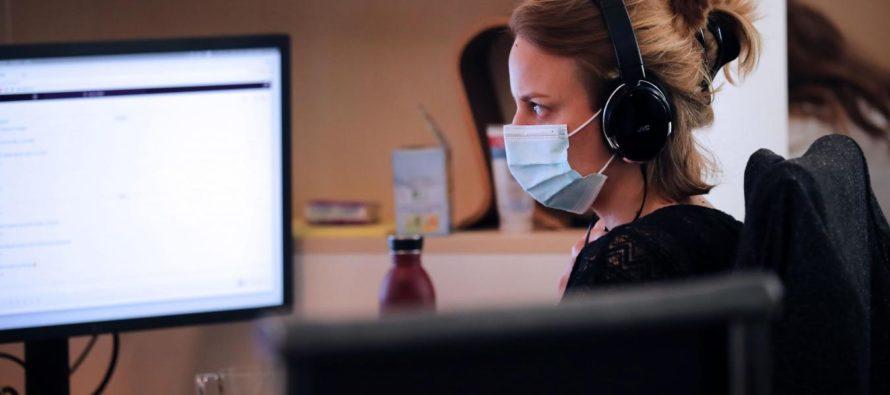 Covid-19 : le port du masque obligatoire dans les entreprises dès le 1er septembre
