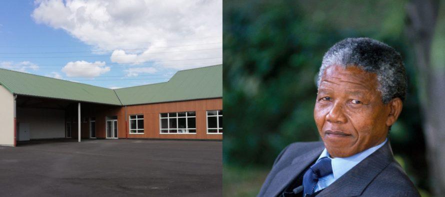 Porcheville : le nouveau groupe scolaire nommé Nelson Mandela