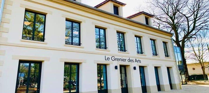 Magnanville : la médiathèque «Le Grenier des Arts» a rouvert ses portes au public