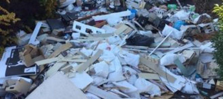 Dépôts sauvages à Magnanville : 2,8 tonnes de gravats enlevés par la Sotrema