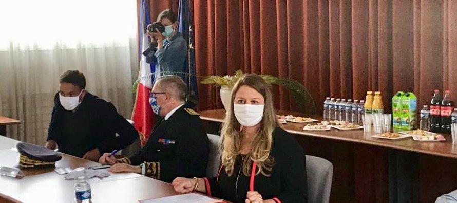 Mantes-la-Jolie : ministre de la Ville, Nadia Hai au forum de l'emploi ce jeudi 24 septembre