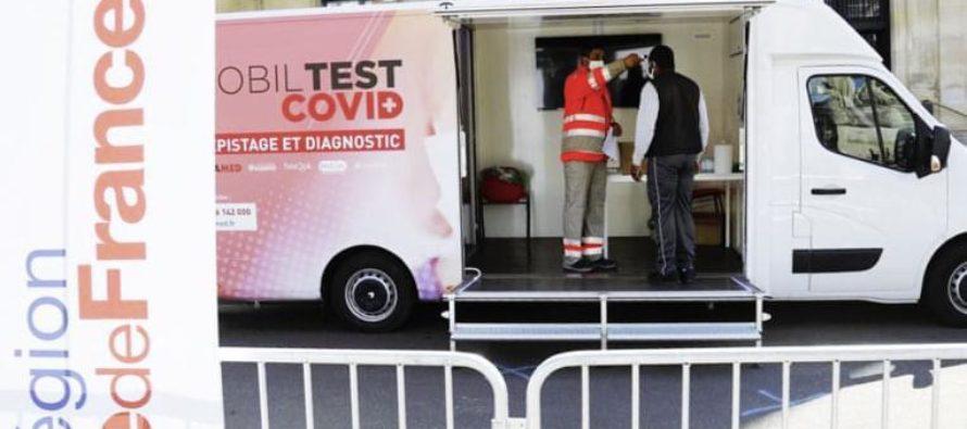 Covid-19 à Mantes-la-Ville : 200 tests PCR place du marché le 19 septembre