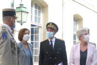 Mantes-la-Jolie : le préfet délégué pour l'égalité des chances en visite au Val Fourré