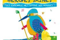 Environnement à Limay : une opération «Berges Saines» samedi 26 septembre