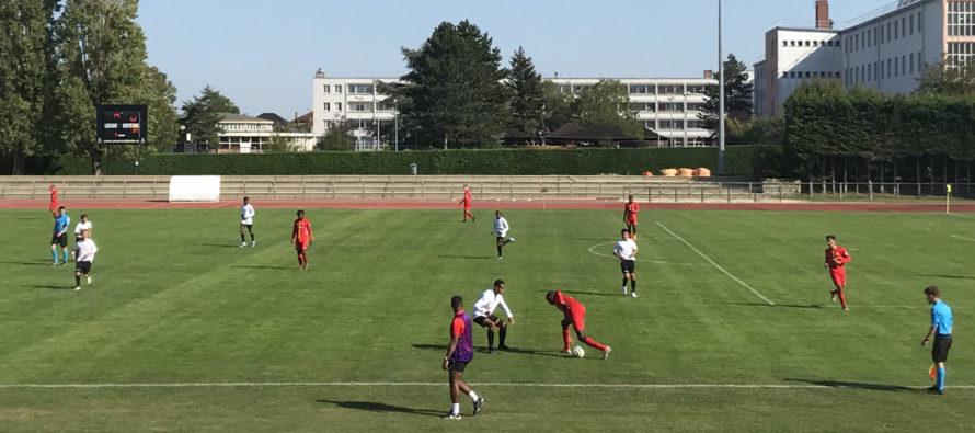Foot – U17 NAT – 2e J : Mantes débute par une victoire facile contre Blois