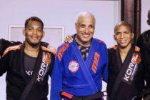 Jiu-Jitsu Brésilien : des champions brésiliens remettent la ceinture noire à des Mantais