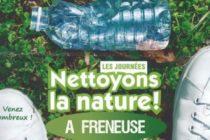 Nettoyons la Nature à Freneuse : première édition dimanche 27 septembre