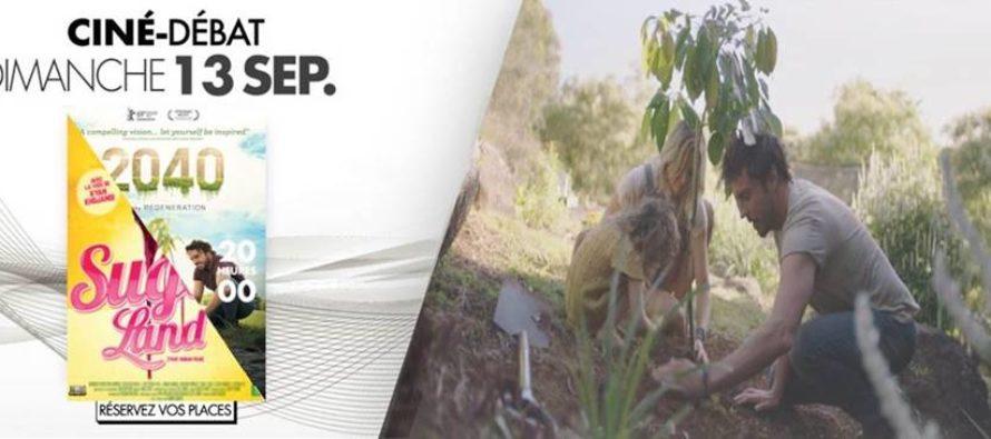 CGR Mantes – Sugarland et 2040 : soirée ciné-débat le 13 septembre