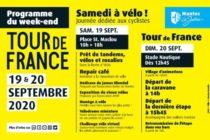 Tour de France à Mantes-la-Jolie : des animations en plein air samedi 19 septembre