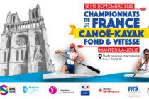 Canoë-Kayak : les championnats de France de vitesse et fond à Mantes-la-Jolie les 12 et 13 septembre