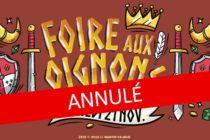 Covid-19 à Mantes-la-Jolie : la foire aux oignons 2020 est annulée