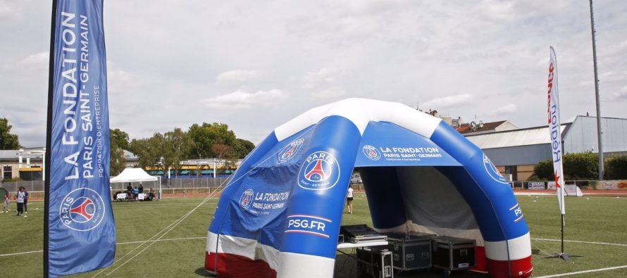 Yvelines : le Village de la Fondation PSG à Magnanville le 29 octobre