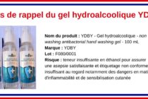 Covid-19 : n'utilisez plus ce gel hydroalcoolique et rapportez-le au magasin