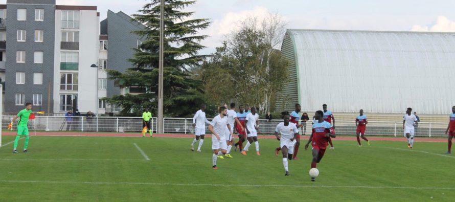 Foot – N3 – 5e J : pas de vainqueur dans le derby Les Mureaux – Mantes