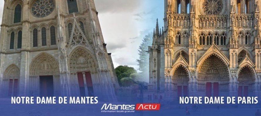 Hommage à Notre-Dame de Paris : un grand concert d'orgues à la collégiale de Mantes-la-Jolie le 11 octobre