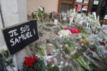 Épône – Mézières – La Falaise : une marche solidaire et commune pour Samuel Paty