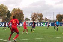 Foot – U17 NAT – 8e J : le FC Mantois sévèrement battu par le Paris Saint-Germain