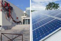 Mantes-la-Jolie : la ville prévoit d'installer des panneaux solaires sur le toit de l'Agora