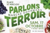 Mantes-la-Jolie : 10ème édition de Parlons Terroir place Saint-Maclou le 17 octobre
