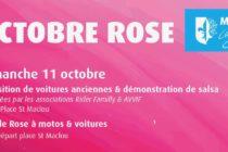 Octobre Rose à Mantes-la-Jolie : découvrez le programme à Mantes-la-Jolie
