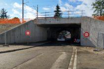 Mantes-la-Ville : réouverture de la route chemin des Larrons à La Vaucouleurs