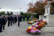 Armistice de 1918 : Mantes-la-Ville commémore la fin de la première guerre mondiale