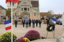Armistice de 1918 : Mantes-la-Jolie a commémoré le 102ème anniversaire