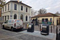 Écologie à Mantes-la-Jolie : des bornes de collecte de déchets installées au centre-ville
