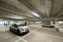 Mantes-la-Jolie : réouverture du parking souterrain de la dalle du Val Fourré