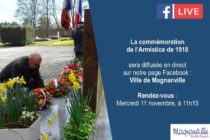 Histoire : Magnanville commémorera l'armistice de 1918 mercredi 11 novembre