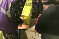 Mantes-la-Jolie : le bailleur Les Résidences distribue 400 colis alimentaires aux locataires touchés par la crise du Covid-19