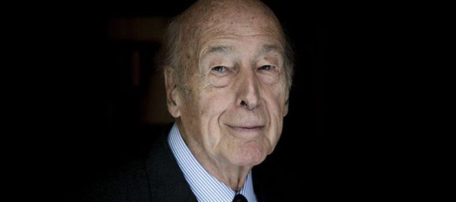 Mort de Valéry Giscard d'Estaing :les élus régionaux MoDem saluent la mémoire de l'ancien président