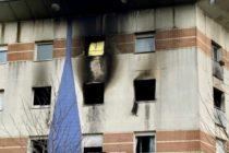 Les Mureaux : une fillette de 10 ans gravement brûlée dans l'incendie d'un appartement
