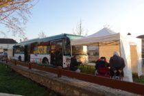 Covid-19 à Magnanville : 130 personnes ont bénéficié d'un test gratuit le 27 novembre