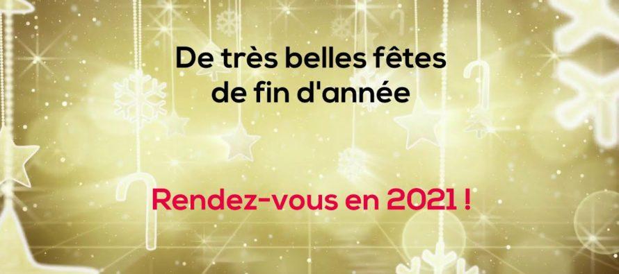 EDITO 2020 : Mantes Actu vous souhaite de bonnes fêtes de fin d'année