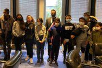 Citoyenneté à Mantes-la-Jolie : des collégiens de Pasteur reçus à l'hôtel de Ville