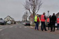 Buchelay : des travaux sur la Route de Mantes jusqu'à fin février