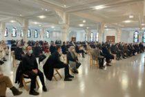 Mantes-la-Jolie : 200 personnes rendent hommage à l'imam M'Hamed Rabiti
