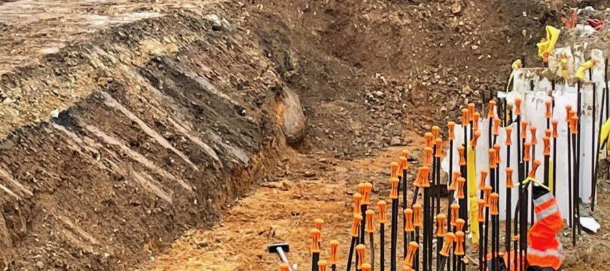 Mantes-la-Jolie : la bombe de 250 kilos découverte sur un chantier sera évacuée vendredi