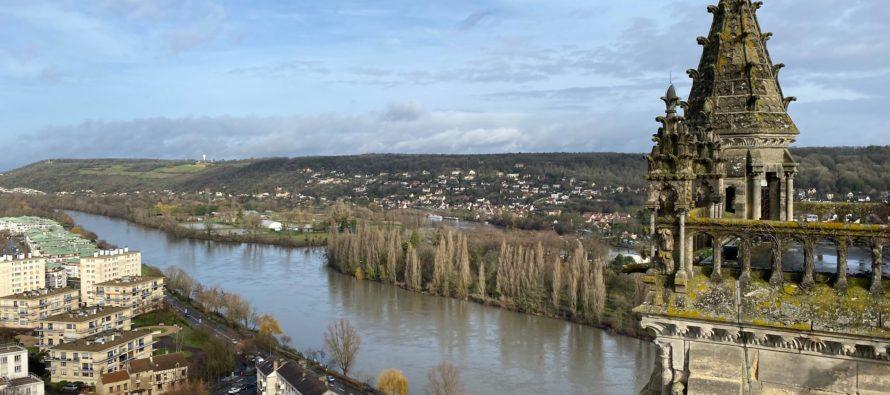 Montée de la Seine à Mantes-la-Jolie : déclenchement du Plan de Sauvegarde Communal