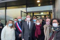 Mantes-la-Ville : Jean Castex a illustré le projet de loi Climat et Résilience
