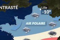 Alerte Météo Yvelines : une vague de froid venue de Sibérie cette semaine
