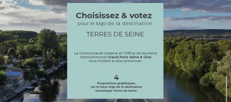 GPSEO : votez pour le futur logo de la destination touristique Terres de Seine