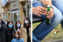 Covid 19 – Yvelines : port du masque obligatoire et consommation d'alcool interdite à l'extérieur