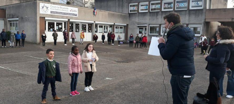 Mantes-la-Jolie – Cours La Boussole : des élèves vont mesurer la qualité de l'air avec un ballon solaire