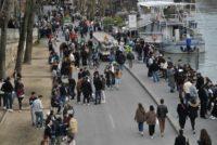 Covid-19 : en surveillance renforcée, l'Ile-de-France ne sera pas confinée le weekend