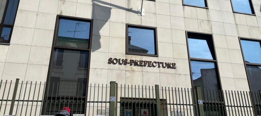 Sous-préfecture de Mantes : l'accueil du public fermé mercredi après-midi