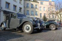 Mantes-la-Jolie – AVVIF : exposition de véhicules de collection le 14 mars place Saint Maclou