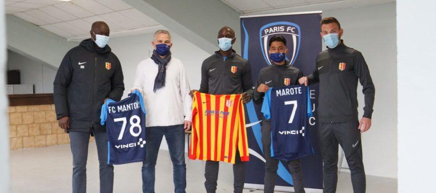Foot – FC Mantois – U17 NAT : Lenny Marote (2005) signe au Paris FC (Ligue 2)